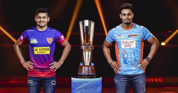 Pro Kabaddi final: After near-perfect seasons, Dabang Delhi and Bengal Warriors seek crowning glory