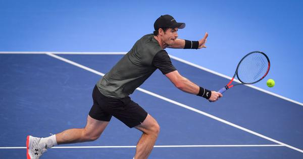 Watch: Andy Murray's best shots against Roger Federer, Rafael Nadal and Novak Djokovic