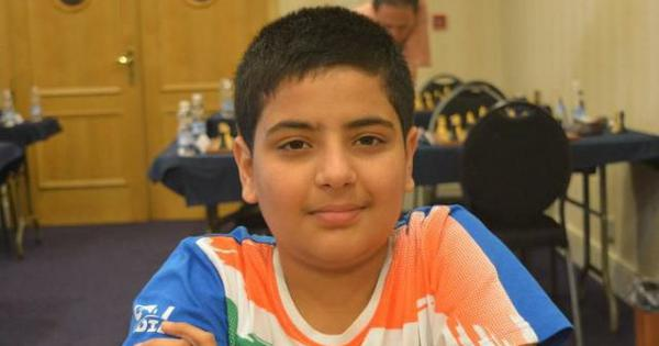 Chess: Raunak Sadhwani, 13, set to become India's 65th Grand Master