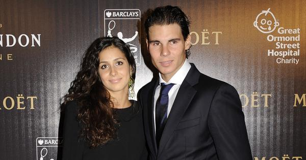 Tennis: Rafael Nadal marries long time partner Xisca Perello in private ceremony