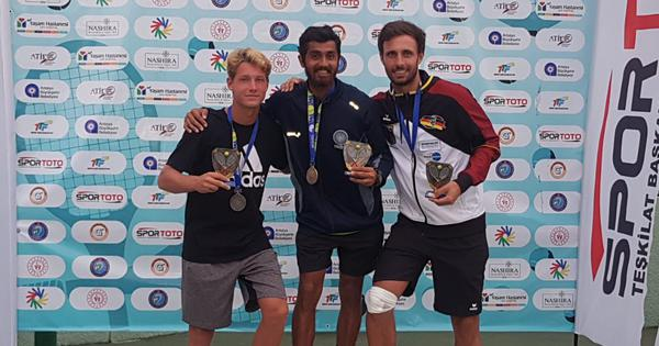 Indian tennis: Prithvi Sekhar is new World Deaf champion, Bhatia in women's singles final in Lagos