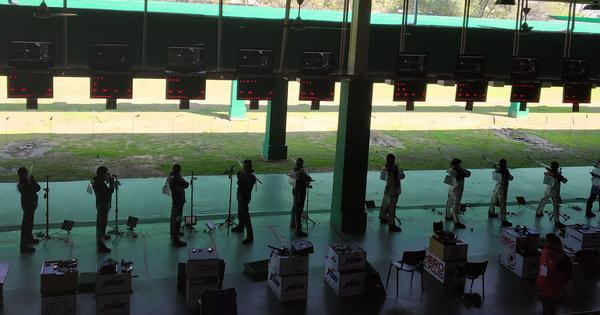 Coronavirus: Shooting coach at Delhi's Karni Singh range tests positive; training set to continue