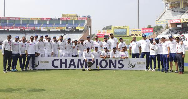 Home win that displays a promise to win overseas: Twitter hails India's whitewash of South Africa