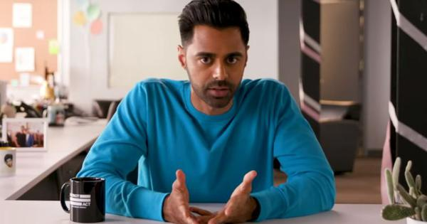 Watch: Satirist and Netflix host Hasan Minhaj investigates whether coffee is good or bad