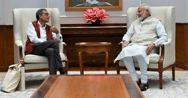 India is proud of Abhijit Banerjee's accomplishments, says PM Modi after meeting the Nobel laureate