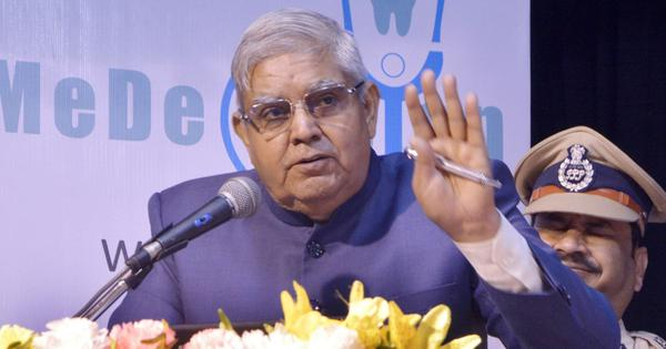 West Bengal: Governor asks if there is censorship after district officials refuse to meet him