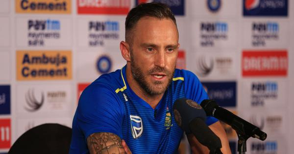 India tour left us with mental scars, says South Africa captain Faf du Plessis after Test whitewash
