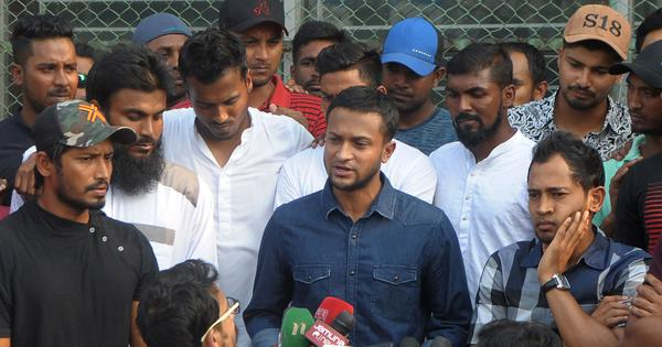 Players' strike a conspiracy against Bangladesh cricket, says BCB president Nazmul Hassan
