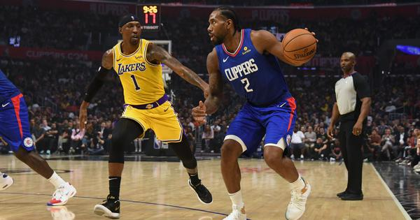 NBA: Raptors start title defence with win; Clippers beat Lakers in Los Angeles battle