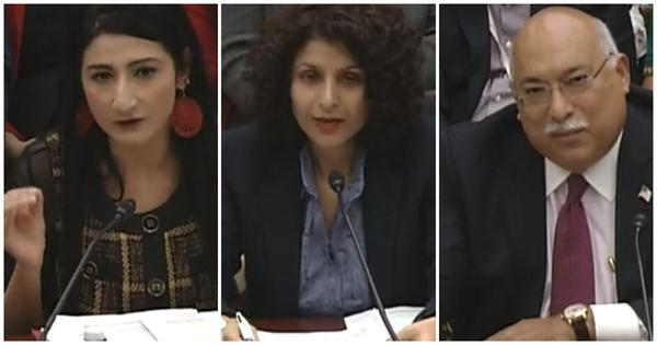 'In Kashmir, India must respect human rights': Excerpts from written statements to US Congress panel