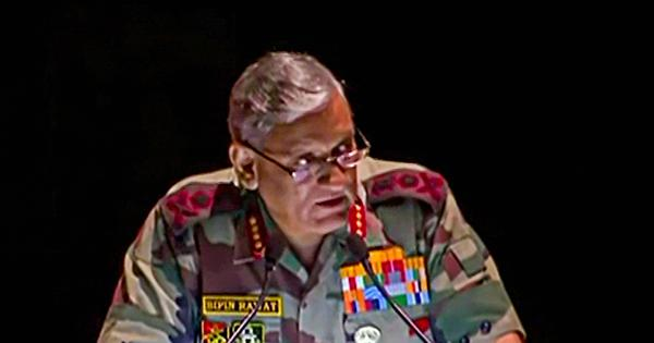 'PoK is controlled by terrorists, not Pakistan,' says Indian Army chief Bipin Rawat