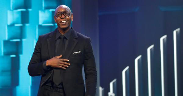 Dave Chappelle's comedy is discomfiting but acts as a counterweight to extremism of all kinds
