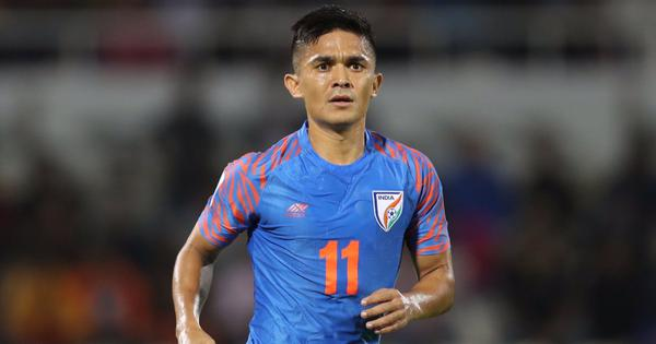 Football: Sunil Chhetri dismisses talks of revenge as India face Oman in World Cup qualifier