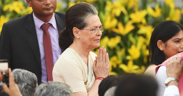 Coronavirus: Suspend Rs 20,000-crore Central Vista project, ads and foreign trips, says Sonia Gandhi