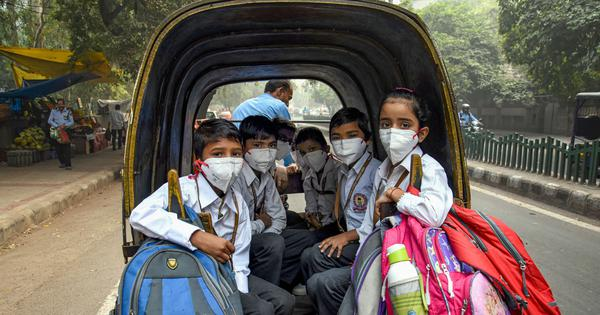 Parents in Indian cities are reluctant to send their children back to school amidst pandemic