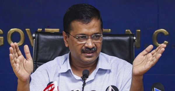 दिल्ली के पानी की रिपोर्ट झूठी और राजनीति से प्रेरित है : अरविंद केजरीवाल