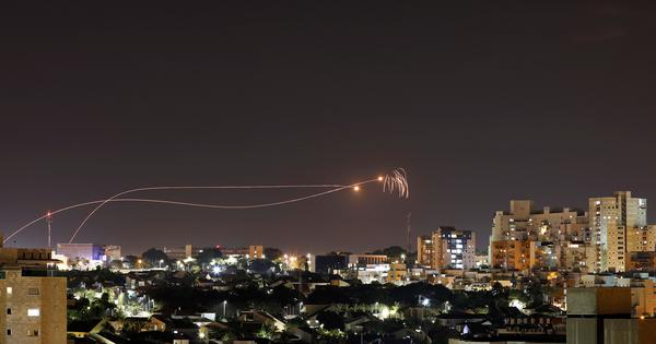 Israel says it carried out airstrikes in Gaza in response to rocket fire, one injured
