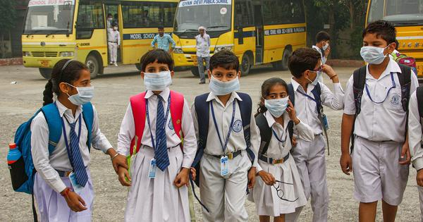 Pandemic relief packages must prioritise school education – but India is failing to do that
