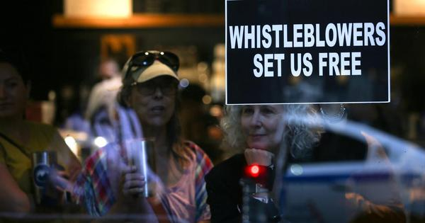 My story is a classic example of what happens when whistleblowers aren't allowed to be anonymous - Scroll.in