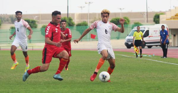 Football: India go down 0-3 to Afghanistan in AFC U-19 C'ship qualifiers, end campaign with no wins