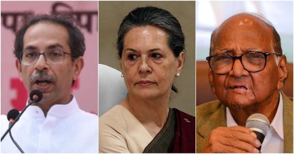 महाराष्ट्र में नई सरकार पर सस्पेंस जारी, सोनिया गांधी ने शरद पवार से बात की