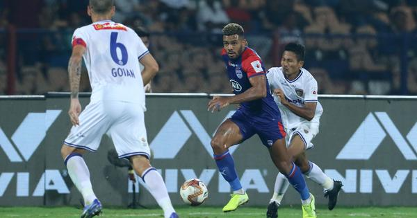 Shocked and upset: Bengaluru's Raphael Augusto on Chennaiyin fans' banner labelling him a snake