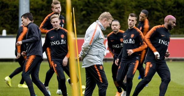Euro 2020 qualifiers: Back on their feet, Netherlands on brink of first major tournament since 2014