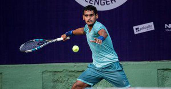 Tennis: How coach's advice, friend Prajnesh's example pushed Sidharth Rawat to gamble with his game