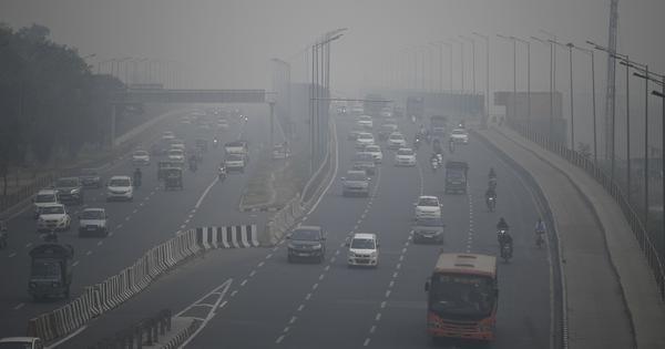 लगातार चौथे दिन दिल्ली की वायु गुणवत्ता गंभीर श्रेणी में