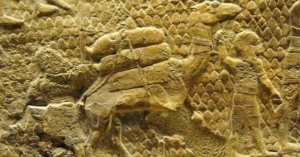 Climate change fuelled the rise and demise of the powerful Neo-Assyrian Empire