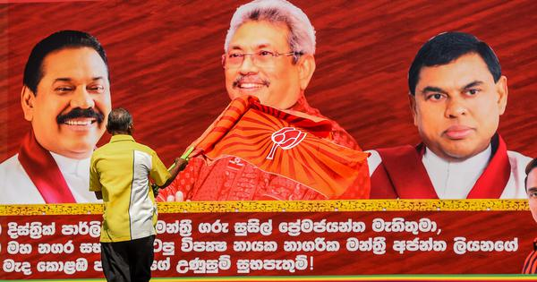 The big news: Gotabaya Rajapaksa to be next Sri Lankan president, and nine other top stories