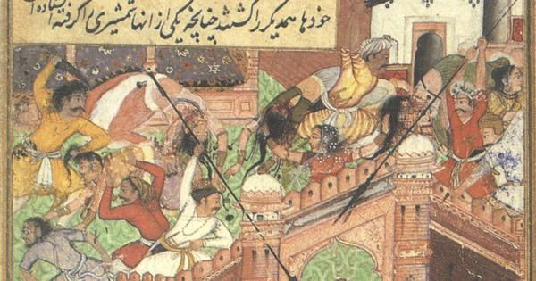 What the story of Medini Rai, the man who once took on Babur, tells us about biography and history
