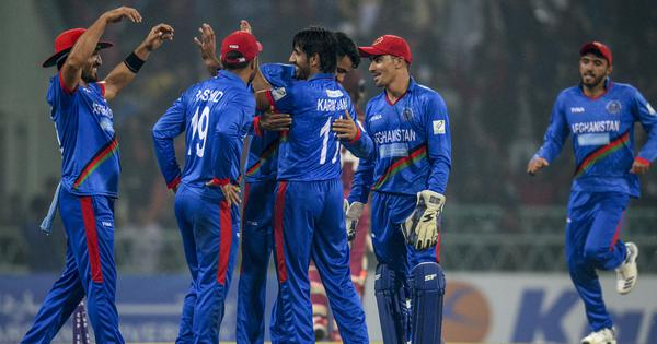 Gurbaz's thrilling half-century sets up T20I series win for Afghanistan against West Indies