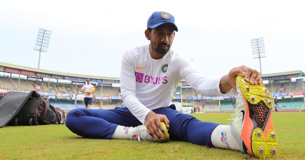 BCCI asks Wriddhiman Saha to skip Bengal's Ranji Trophy clash against Delhi to be ready for NZ tests