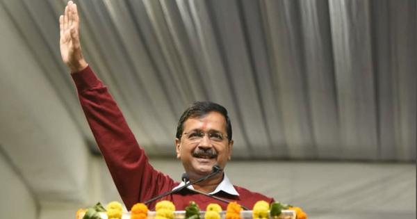 'Instead of buying a Rs 191-crore plane, made travel free': Arvind Kejriwal criticises Vijay Rupani