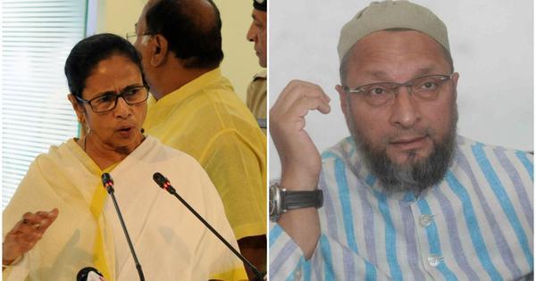 असदुद्दीन ओवैसी भाजपा से पैसे लेते हैं, ममता बनर्जी के इस आरोप सहित आज के बड़े बयान