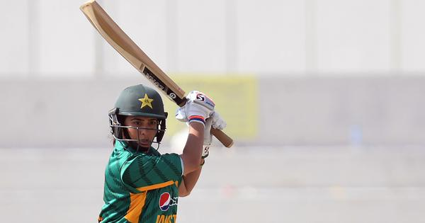 Former captain Sana Mir dropped from Pakistan's T20 World Cup squad