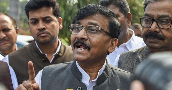 Shiv Sena was treated like slaves in BJP government in Maharashtra, alleges Sanjay Raut