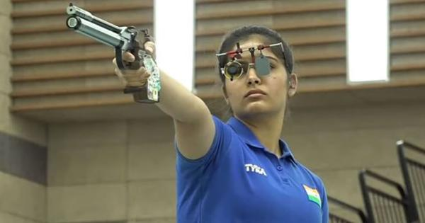 Shooting: Confident of maintaining my level and hitting peak at Olympics next year, says Manu Bhaker