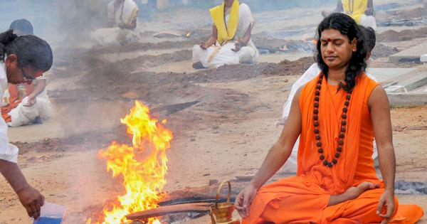 Interpol issues blue corner notice for Nithyananda on Gujarat Police's request