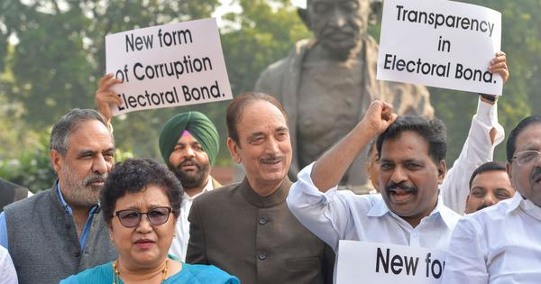 Electoral bonds: SC agrees to hear plea seeking stay on sale ahead of Assembly elections on March 24