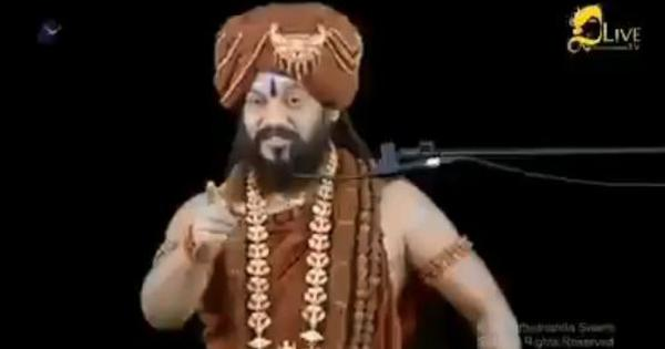 'No one can touch me': Nithyananda, who fled from India after being accused of rape