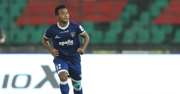 Indian football: After six years with the club, India striker Jeje Lalpekhlua leaves Chennaiyin FC