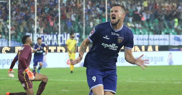 Watch: Three goals in stoppage time – a thriller in ISL gives Chennaiyin their first win of season