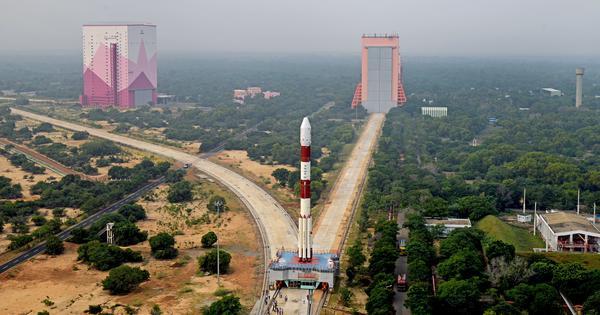 Cartosat-3: ISRO launches next generation earth observation satellite