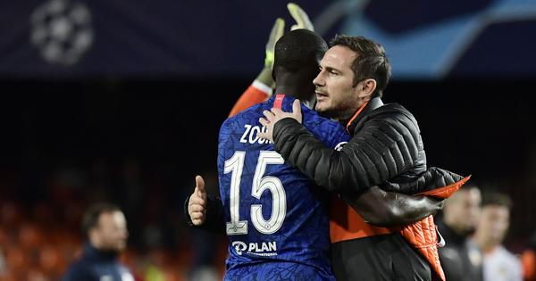 Champions League: Lampard urges young Chelsea side to be more ruthless as tough last 16 tie awaits