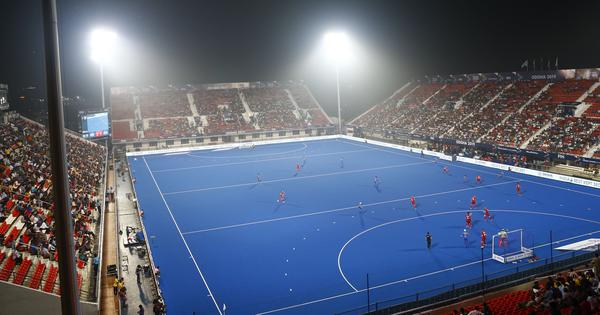 'Best venue we have': FIH chief on why awarding hockey men's world cup to India again made sense