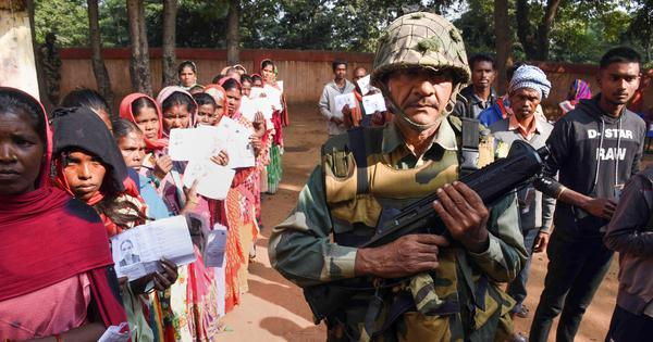 Jharkhand Assembly polls: Suspected Maoists blow up bridge in Gumla during first phase of voting