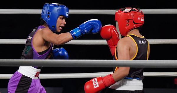 Boxing: Nikhat Zareen edges out Pinki Rani to help Rhinos to victory against Brawlers