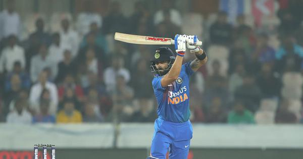 First T20I: I'm not a slogger so tried to rely on my timing, says Kohli after unbeaten 94 in win